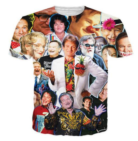 Trump Collage t-shirt