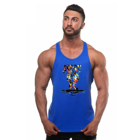 2018 Brand clothing Fitness tank top men Cotton Sleeveless shirt bodybuilding vest Fitness new brand tracksuits muscle clothes - Big Deal Cartel