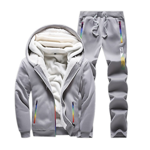 Winter Casual Men Hoodies