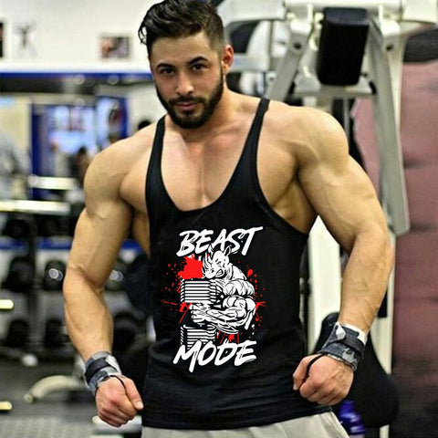 Men Stringer Tank Top
