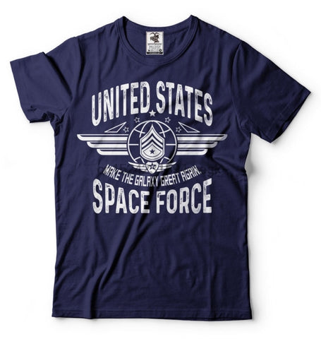 USA Space Force T shirt