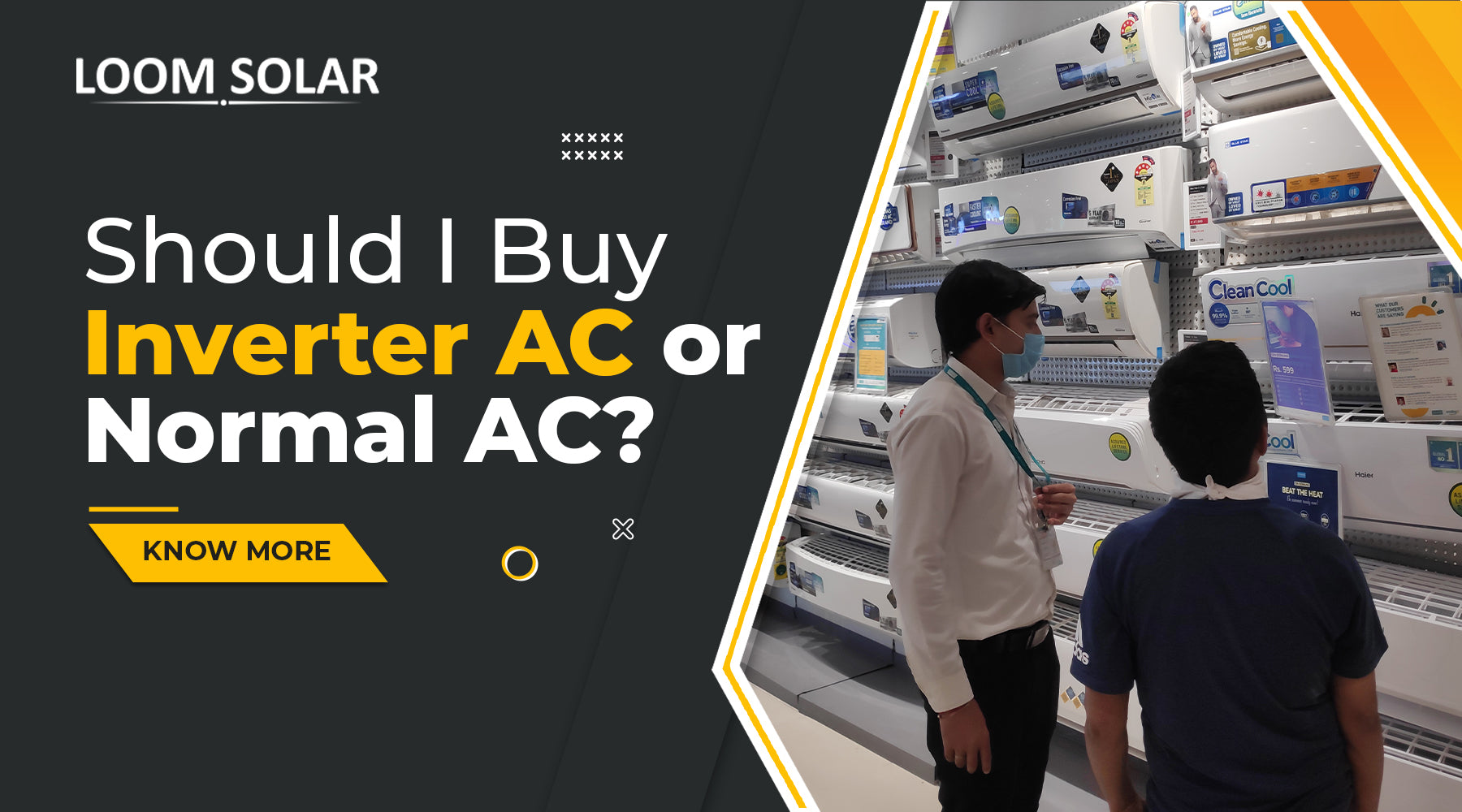Should I buy Inverter AC or Normal AC?