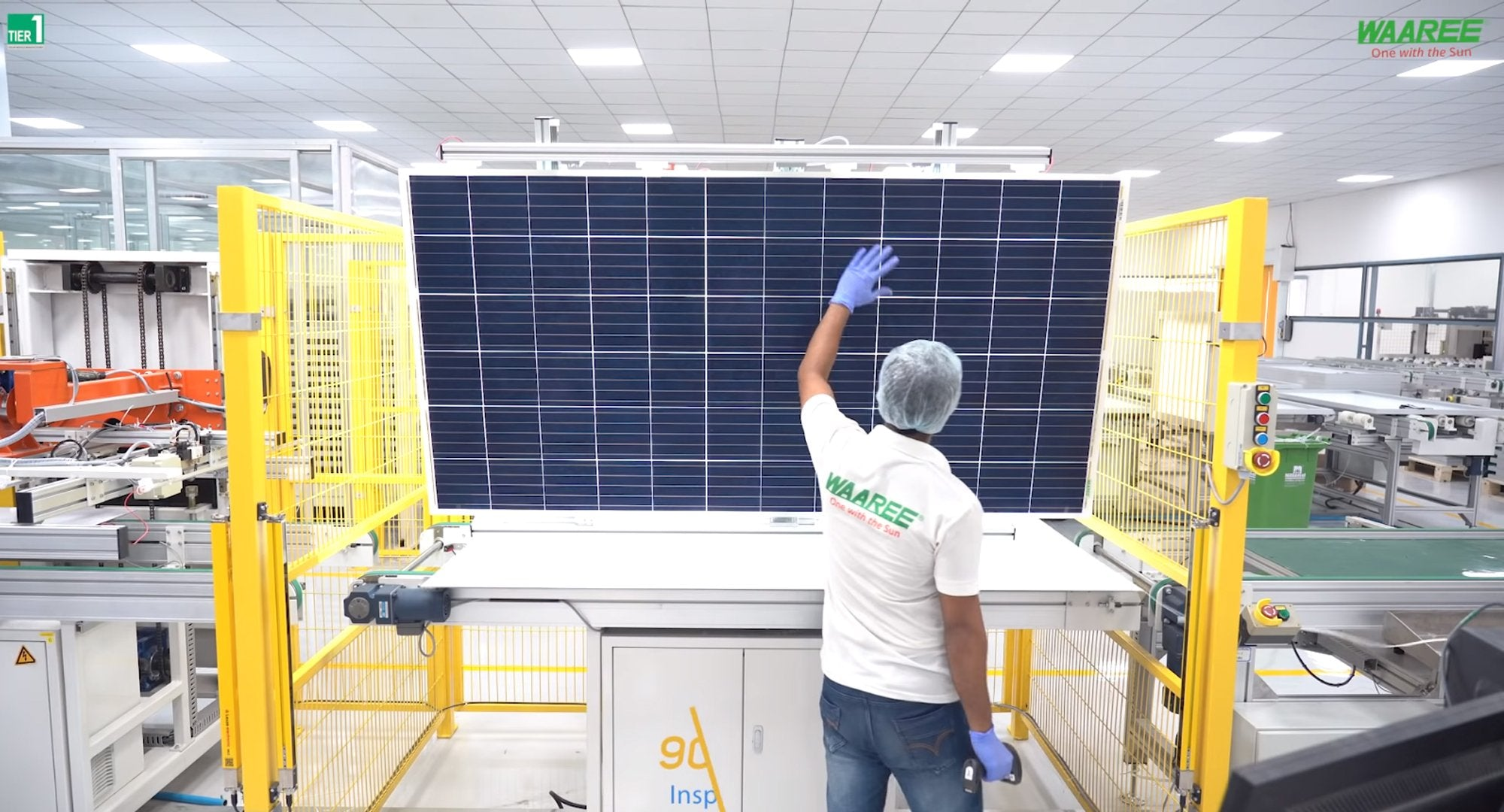 Waaree Solar Panel Price in India, 2021