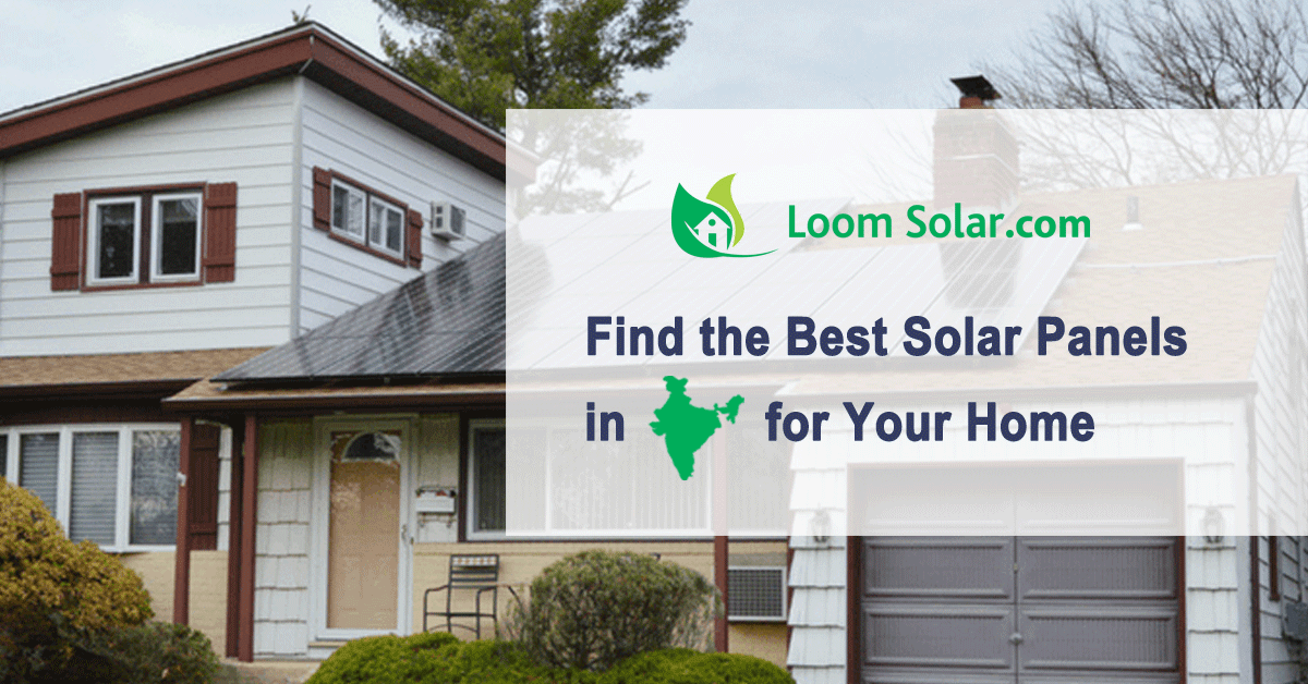 Step by Step Guide to Buy the Best Solar Panel in India