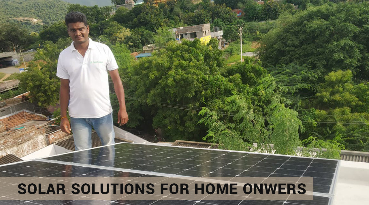 solar solution for home onwers