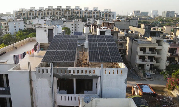 solar panel for home and business