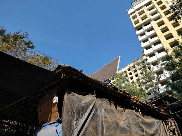 Loom Solar Installation in West Mumbai