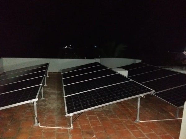 Solar Installation in Sivaganggai