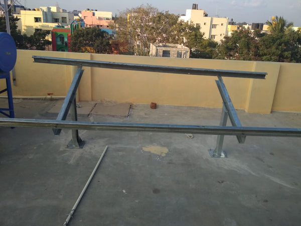 Loom Solar Mounting Structure