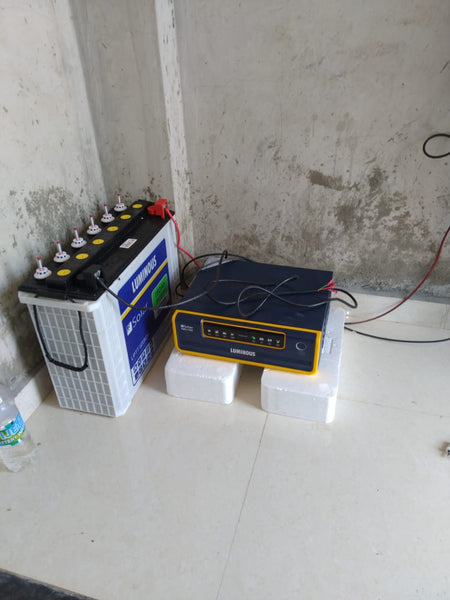 Loom Solar Inverter Battery