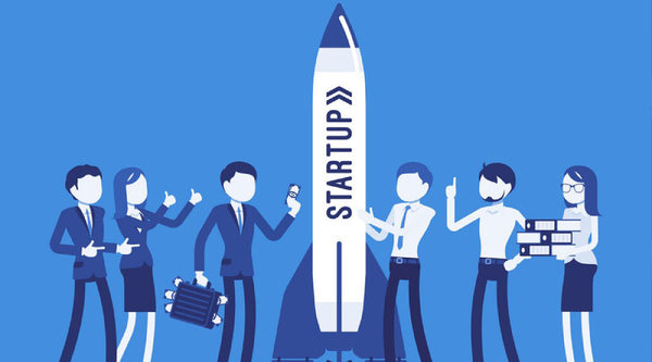 who start startup company