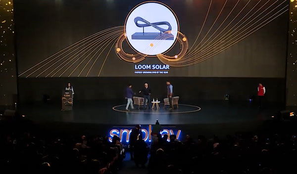 how to earn money online with loom solar