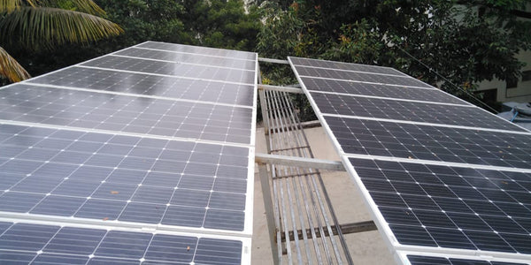 benefits of grid connected solar system