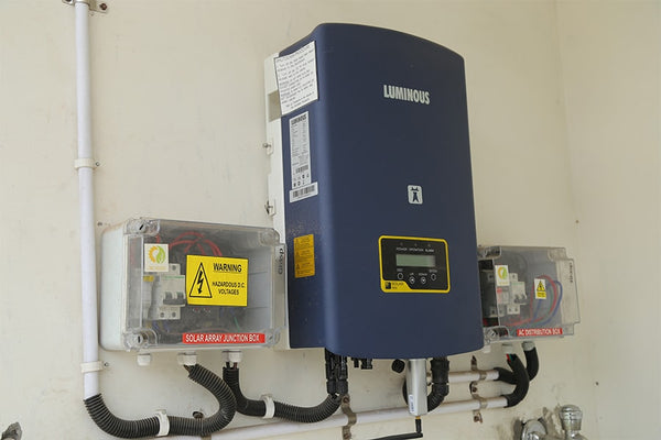 Luminous Solar Inverter at Loom Solar