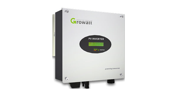 3kW growatt on grid solar inverter price in india