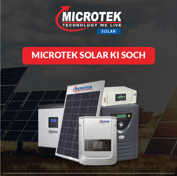 microtek solar inverter at loom solar
