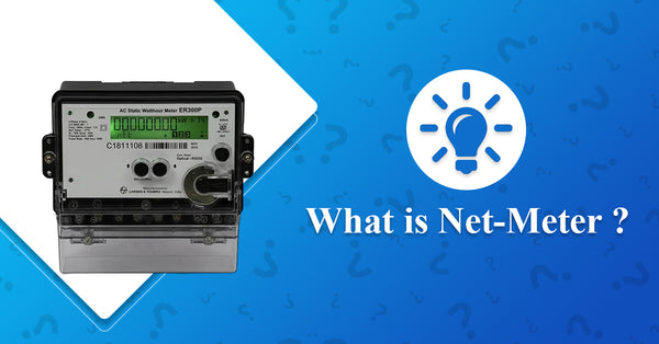 net meter in single phase and three phase