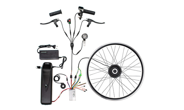 electric cycle installation