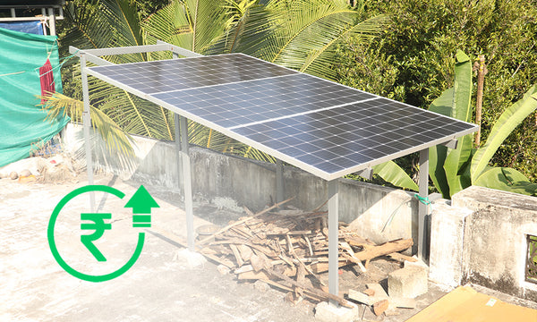 solar panel cost in kanpur