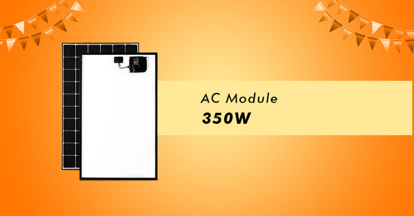 solar ac module offer on loom solar