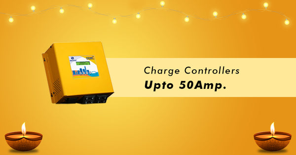 solar charge controller offer in dewali