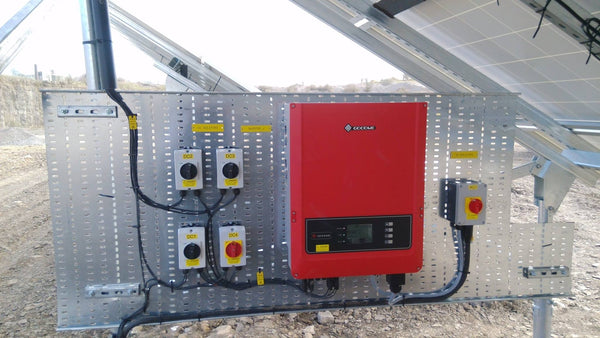 GoodWe Solar Inverter at Loom Solar