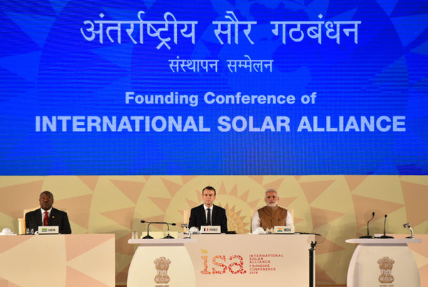 Roundup from the International Solar Alliance Summit 2018