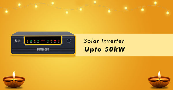 solar inverter offer in dewali