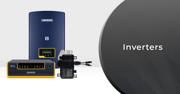 what are solar inverters in india