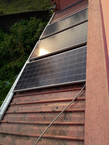 Loom Solar 1KW Poly Crystaline Panel