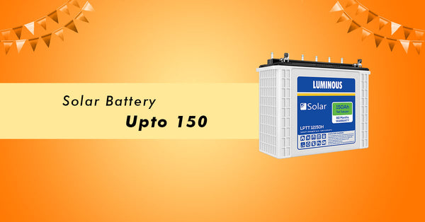 solar battery offer at loom solar
