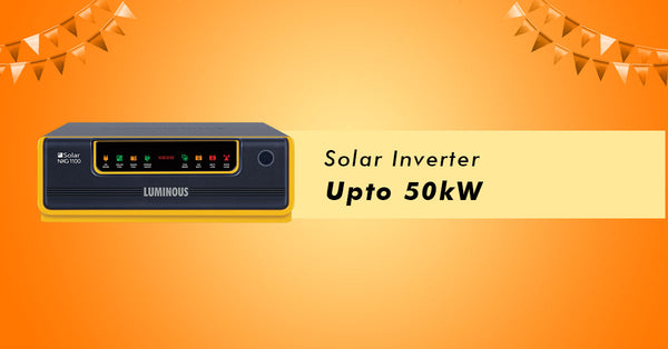 solar inverter offer at loom solar