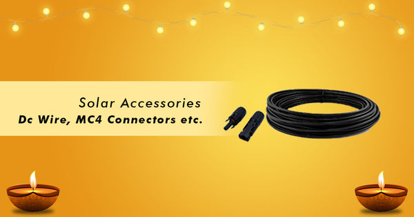 solar accessories offer in dewali