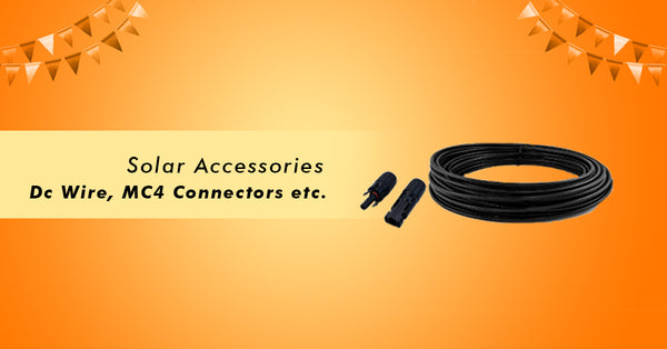 solar accessories offer on loom solar