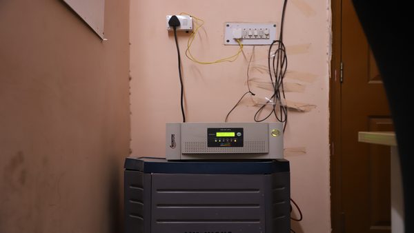Connection between Solar Inverter and Grid
