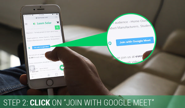 join with google meet