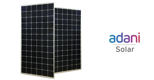 3kw adani solar panel price in india