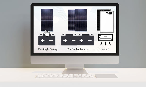 choose solar products