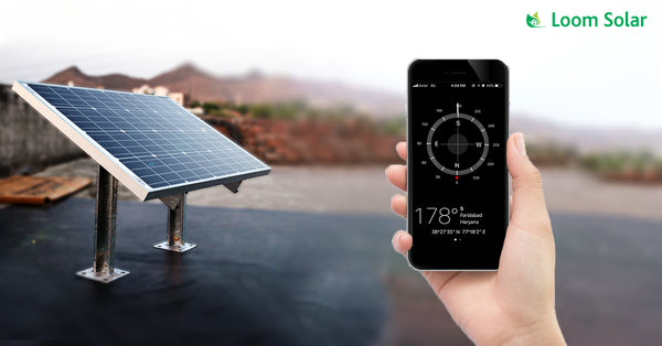Best Direction To Face Solar Panels