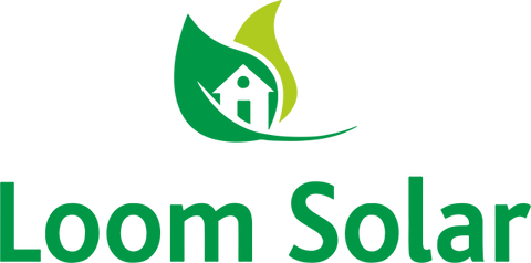 Loom solar logo for Social media