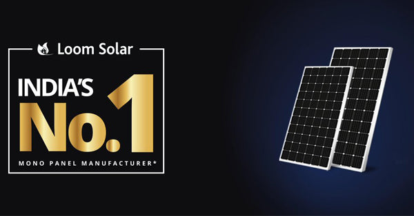 3kw loom solar panel price in india