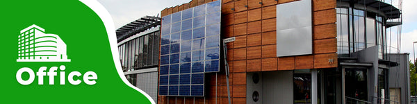 solar system for factory