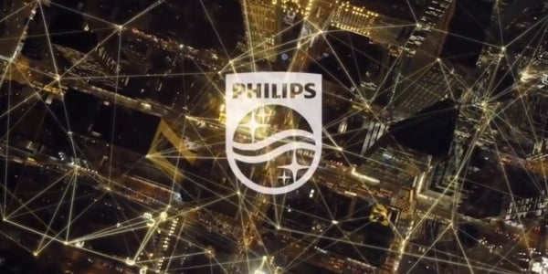 Philips solar street lights