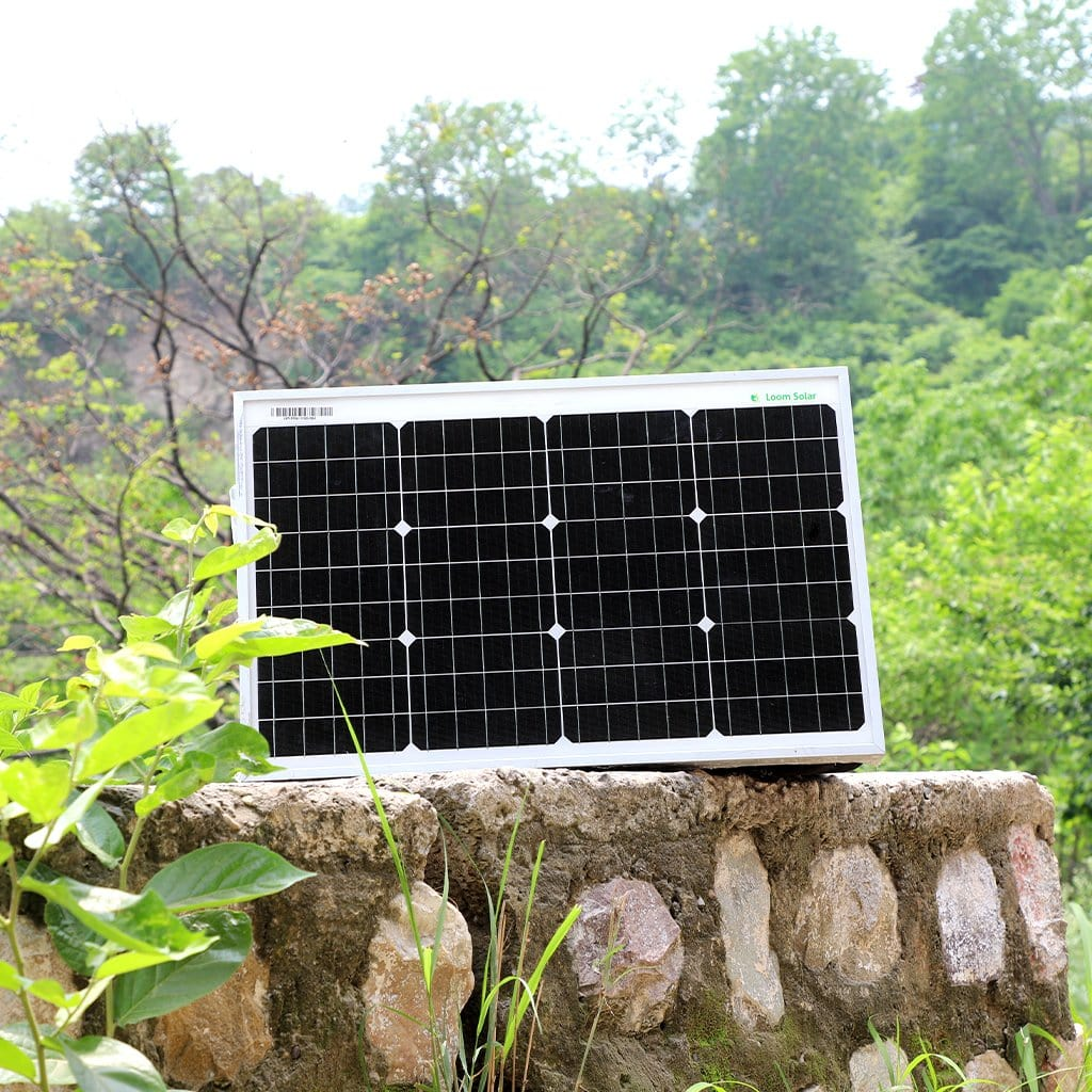 Loom solar 5 kw grid connected AC Module