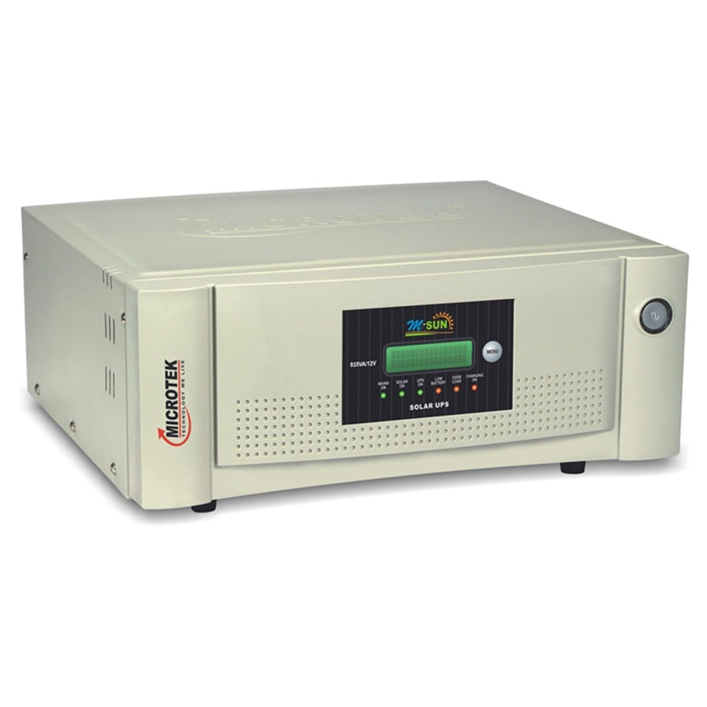 Microtek Solar Inverter msun 1235 Off Grid