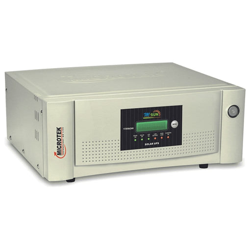 Microtek solar inverter msun 2035 - off grid