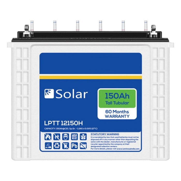 Loom Solar 3 kw off grid solar system with battery for home
