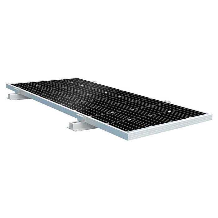 Loom solar - 4 panel stand for factory tin shed 180 - 375 watts