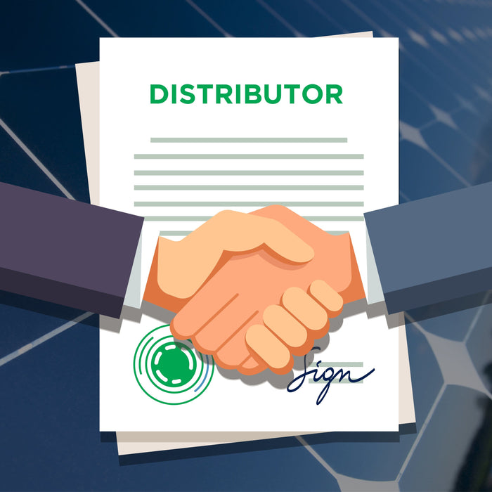 International Distributor Registration