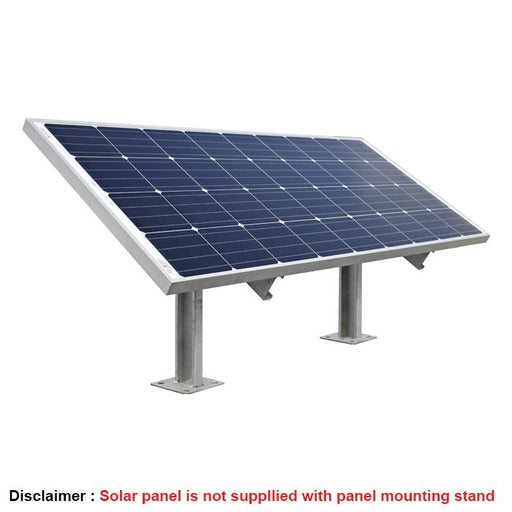 Loom solar 1 panel stand (10 ~ 50 watts)